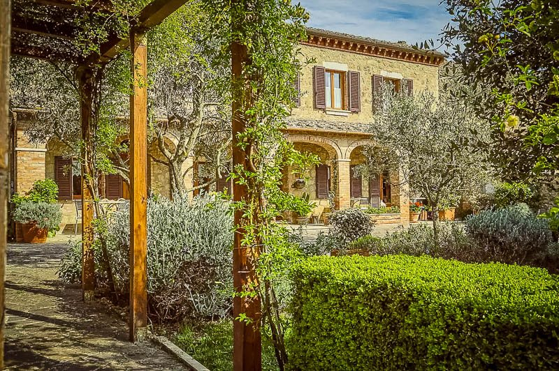 A unique Airbnb in Tuscany's countryside