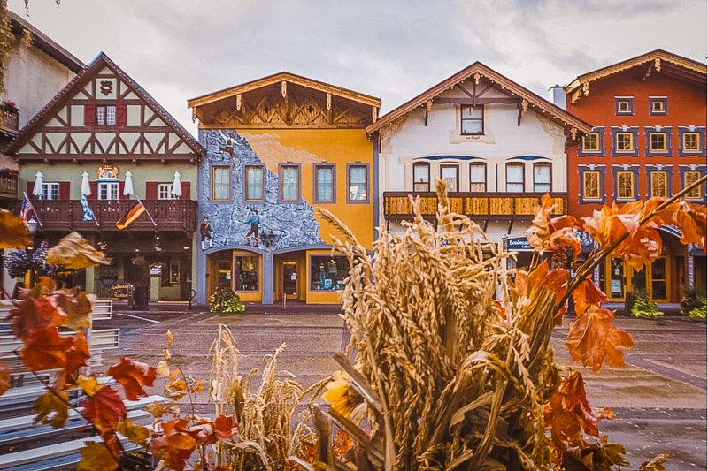 Leavenworth is as close as you can get to Germany in the USA.