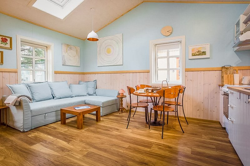 Large house for rent in Iceland