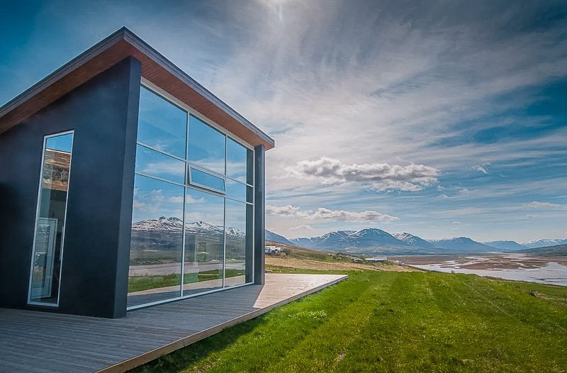 Iceland house for rent in North Iceland