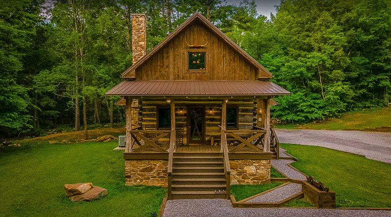 A rustic lodge in WV that you won't find anywhere else