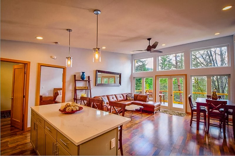 This home is among the best Washington State vacation rentals in 2021