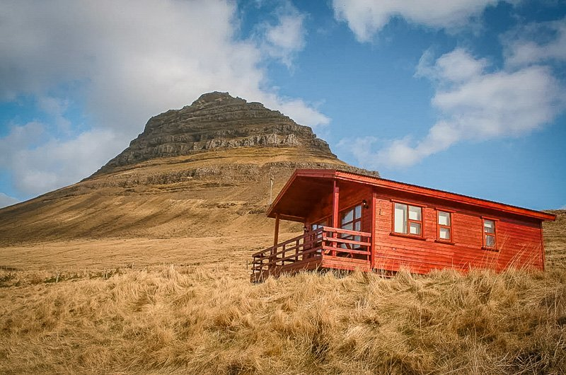 An Airbnb in Iceland like no other