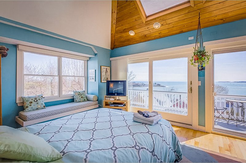 A top Massachusetts vacation rental for romantic getaway
