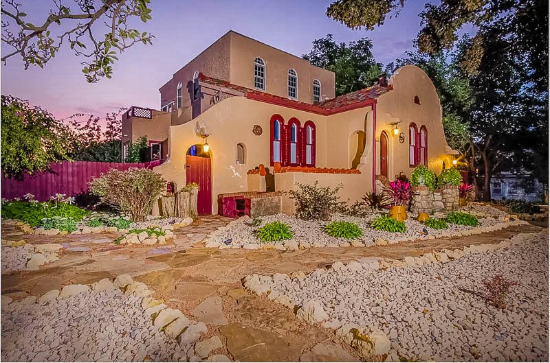 A unique vacation rental in the US with Spanish vibes