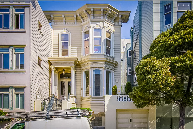 Private apartment rental on VRBO and Airbnb in the heart of San Francisco, California