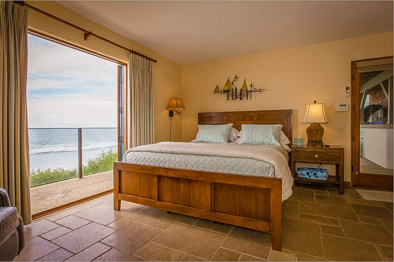 This vacation home in Oceanside is easily among the best beach house rentals in Southern California