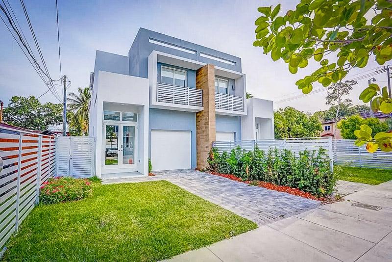 Beautiful villa mansion rental in Miami, FL.