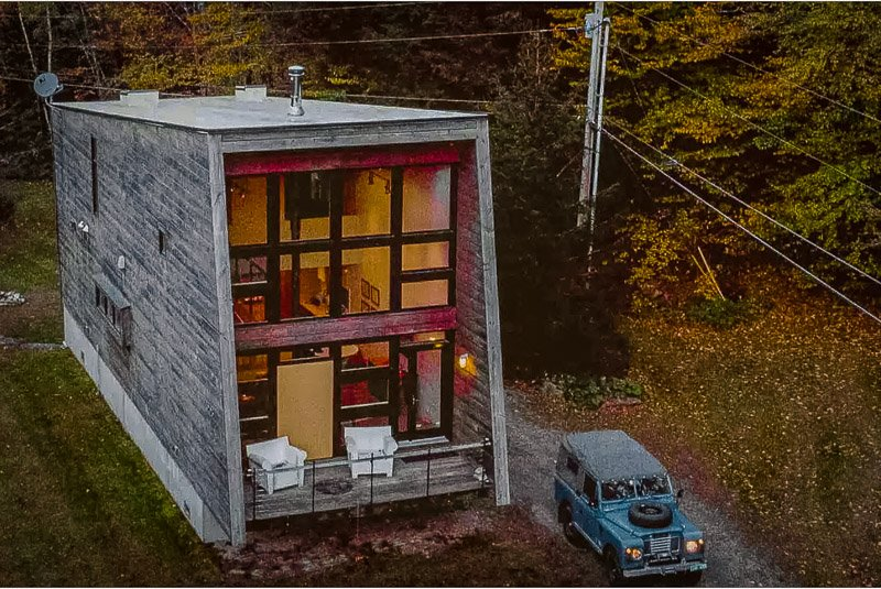 This home in VT is among the best cabins in New England