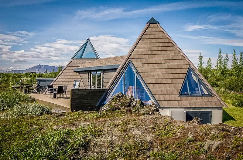 A top Iceland Airbnb on the Golden Circle sightseeing route