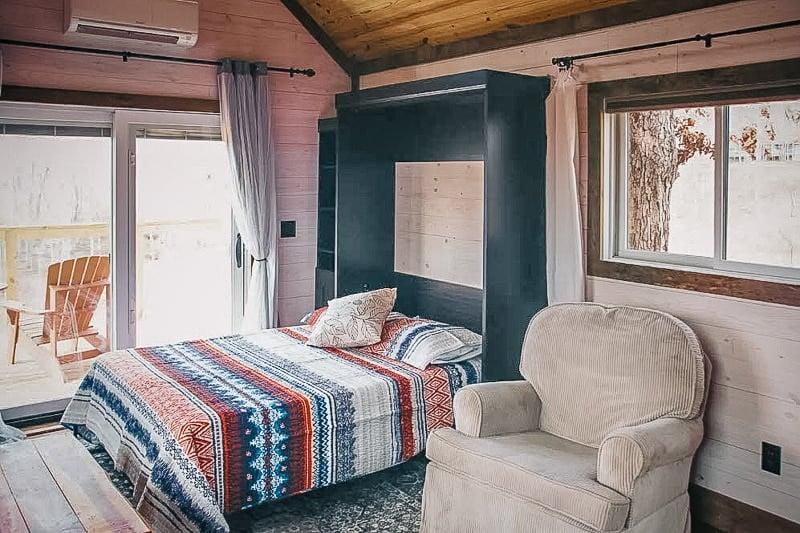 Cozy interior decor