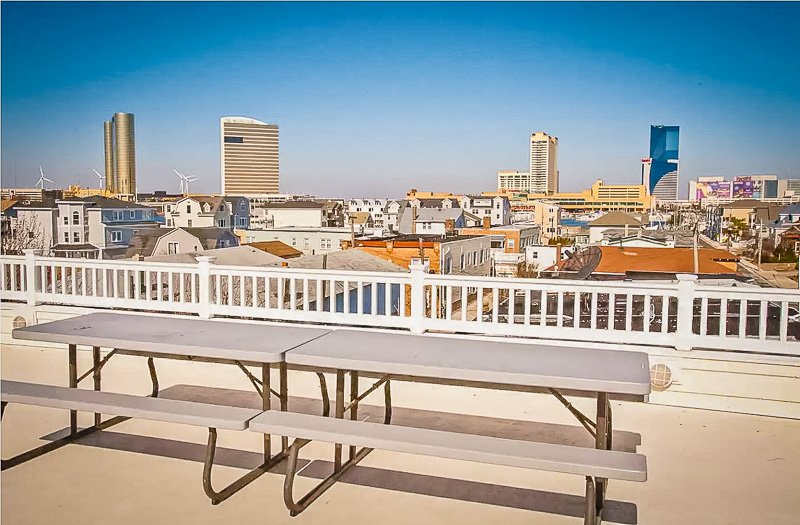 A top Airbnb in Atlantic City, New Jersey