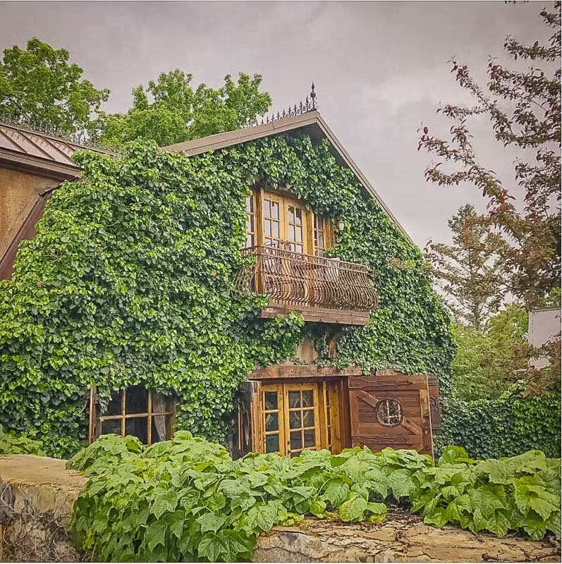 This farm stay is among the coolest vacation rentals in the US.