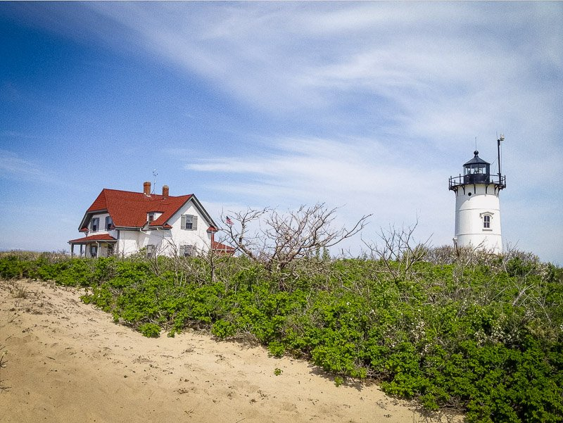 Among the top lighthouses to visit in MA.