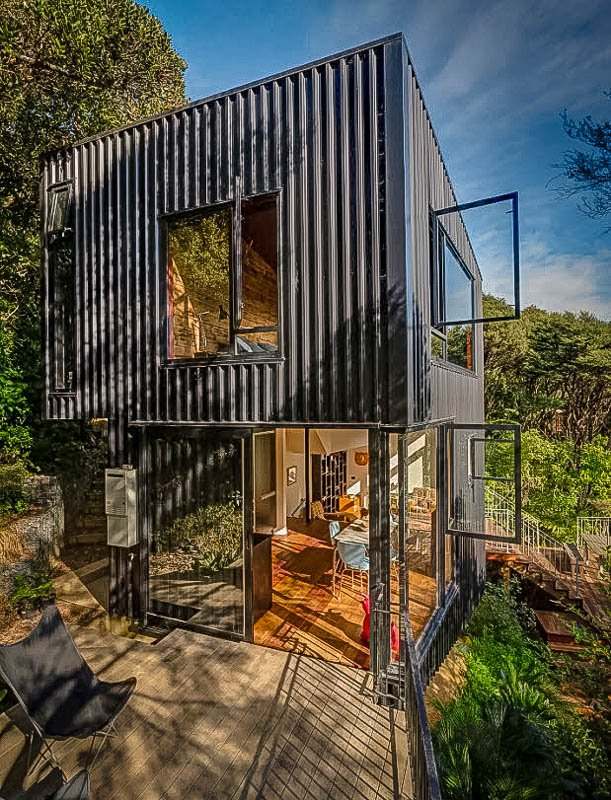 Modern vacation home for rent in New Zealand