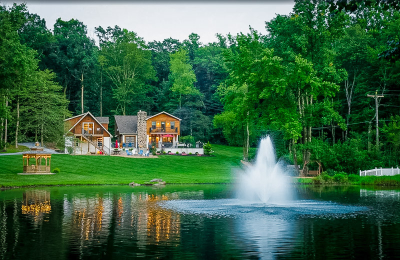 One of the best-value vacation houses for rent in Pennsylvania