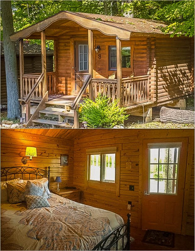 Comfortable lake house cabin rental in the Finger Lakes region of NY.