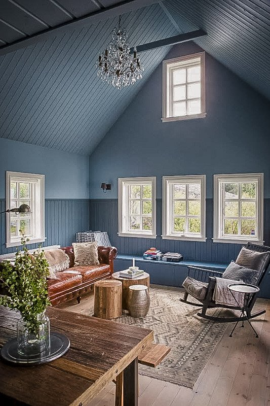Gorgeous and simple interior decor