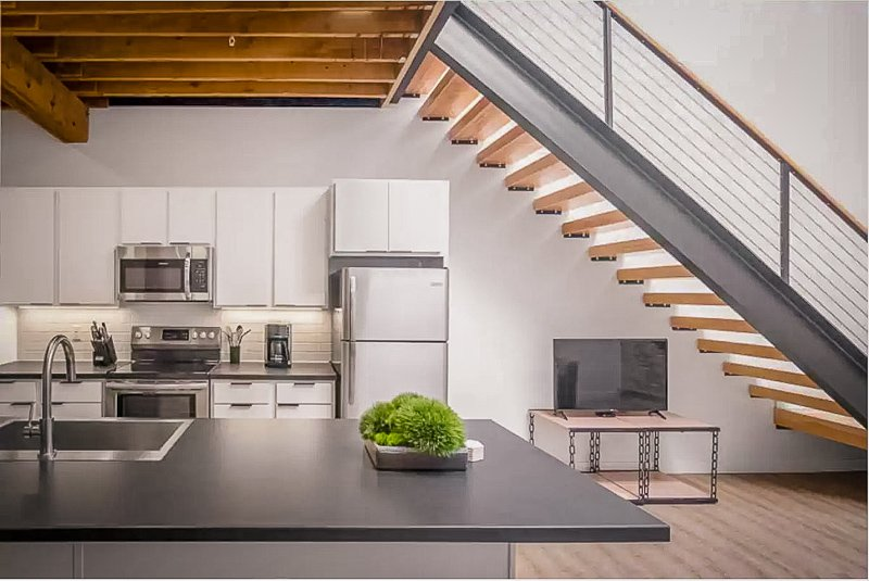 This North Dakota loft is easily among the best Midwest rentals