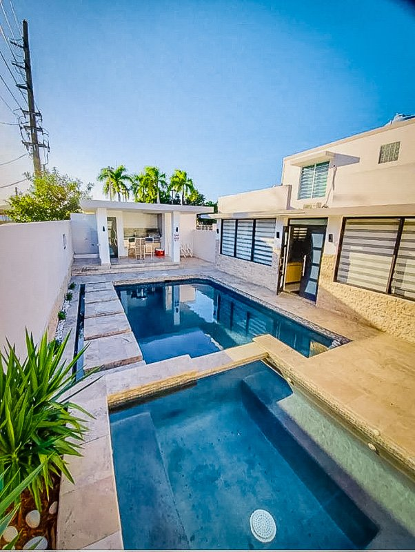 This home with a private pool is easily among the best Puerto Rico vacation rentals