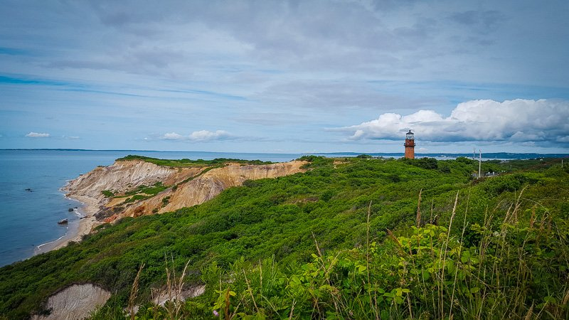 Take a lighthouse tour in Massachusetts from this iconic beacon on the Cape.