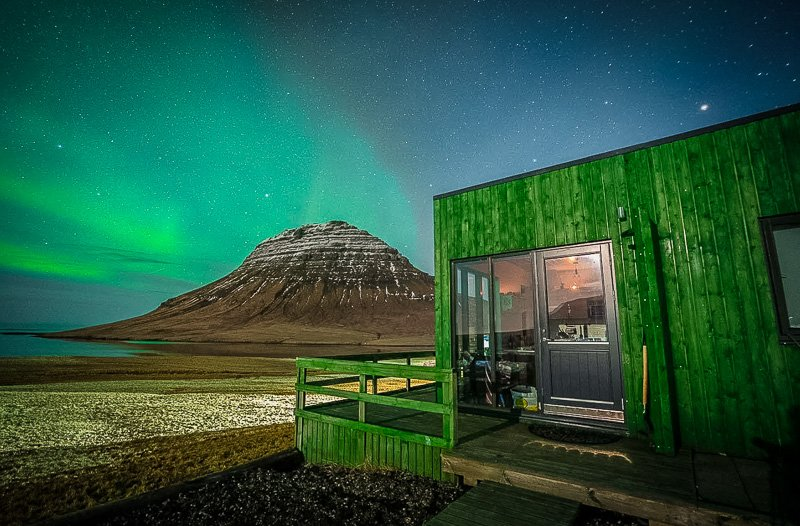 A farm stay in Iceland for romantic getaways.
