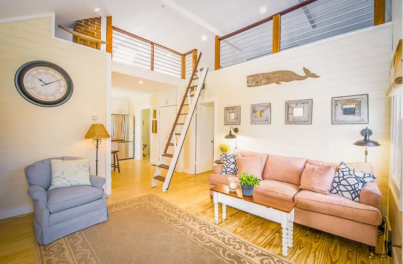 A Rhode Island vacation rental like no other
