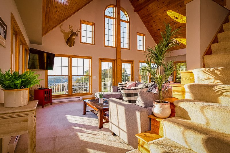 Extravagant chalet to rent in PA