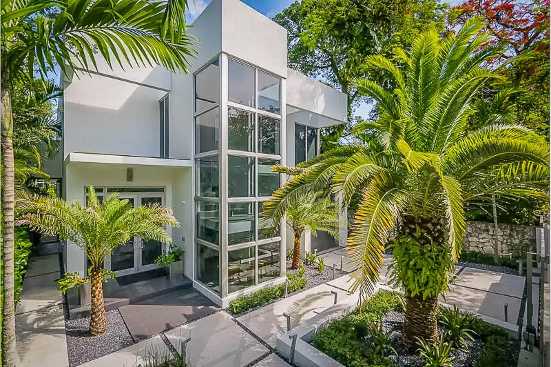 This massive house for rent is easily among the best Miami mansion rentals