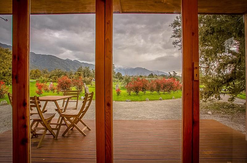 Stunning backyard brimming with nature