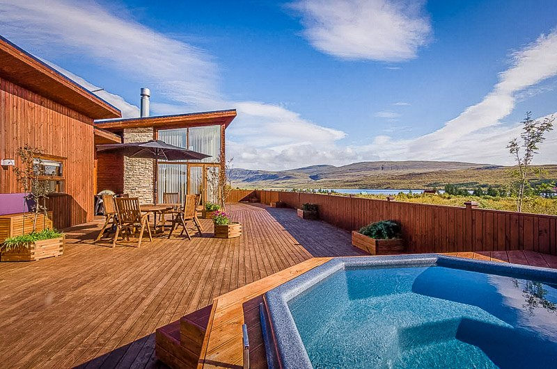 Luxury villa vacation rental