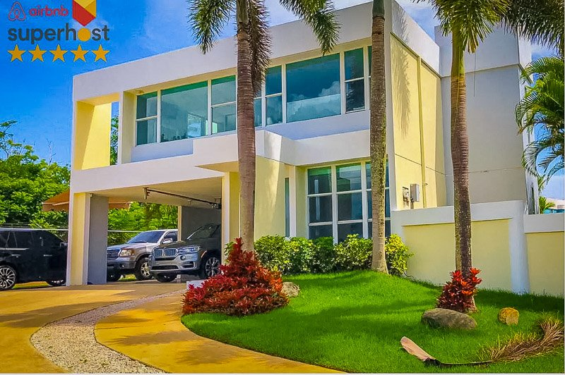 A top vacation rental in Puerto Rico for families