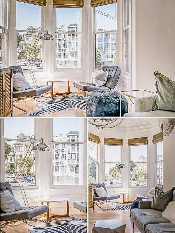 Modern apartment in SF for rent on Airbnb