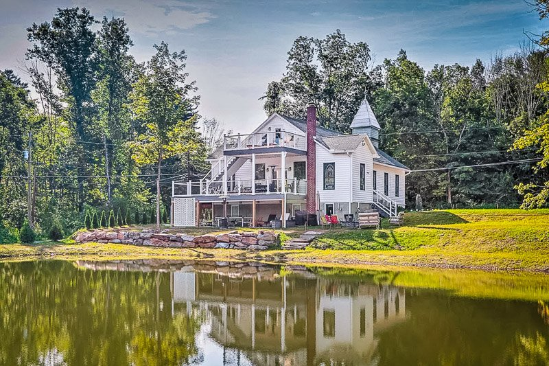 A PA vacation rental with character