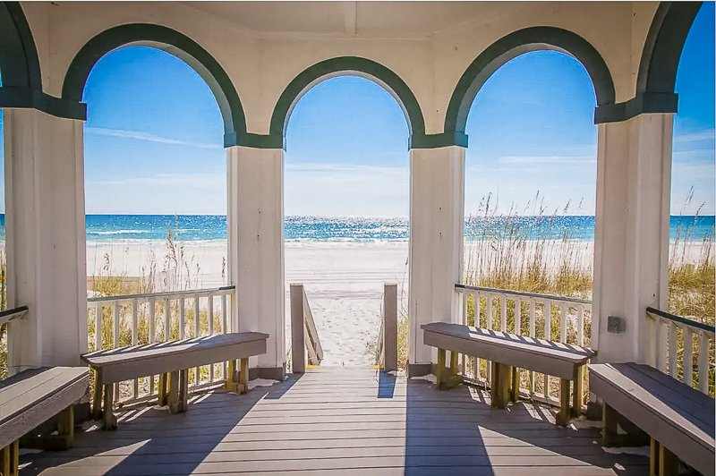 A beach house rental in Florida like no other