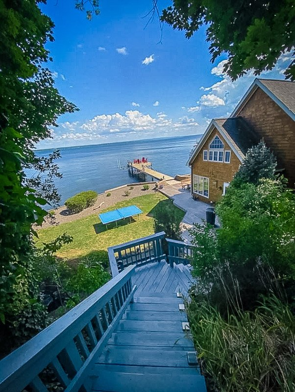 Beautiful house to rent in the Finger Lakes region of New York