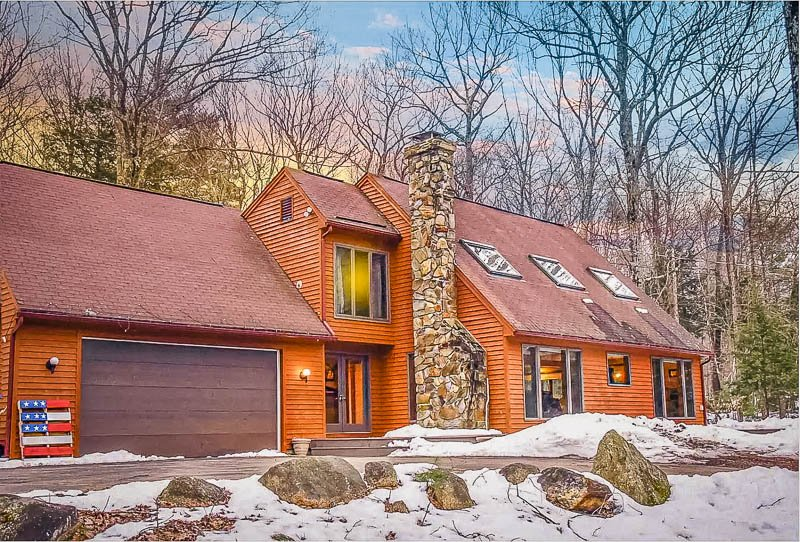 This home is among the top White Mountains rentals in NH
