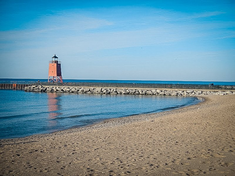 Exploring classic lighthouses is among the best things to see and do in West Michigan.