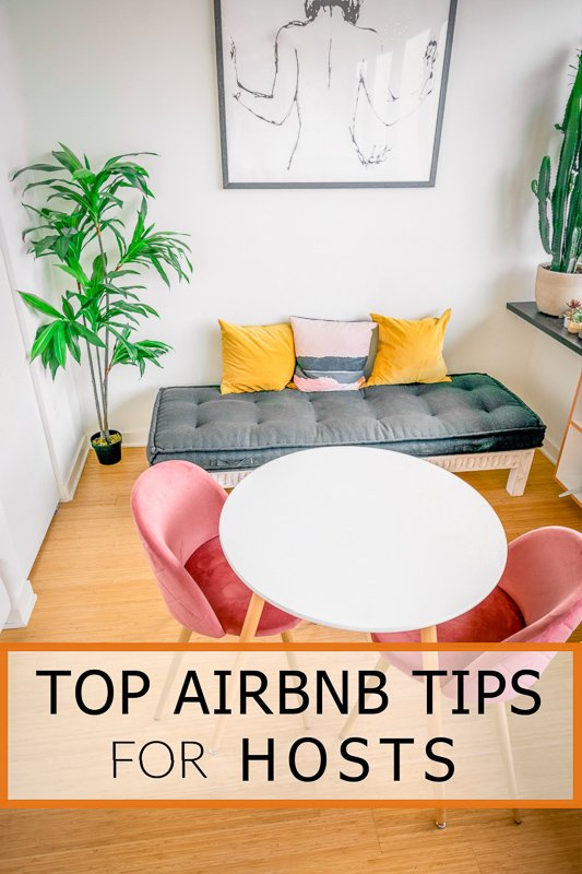 Airbnb host tips and tricks