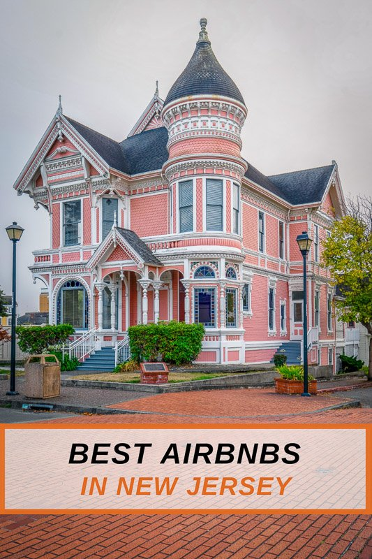 Coolest Airbnb rentals in New Jersey US