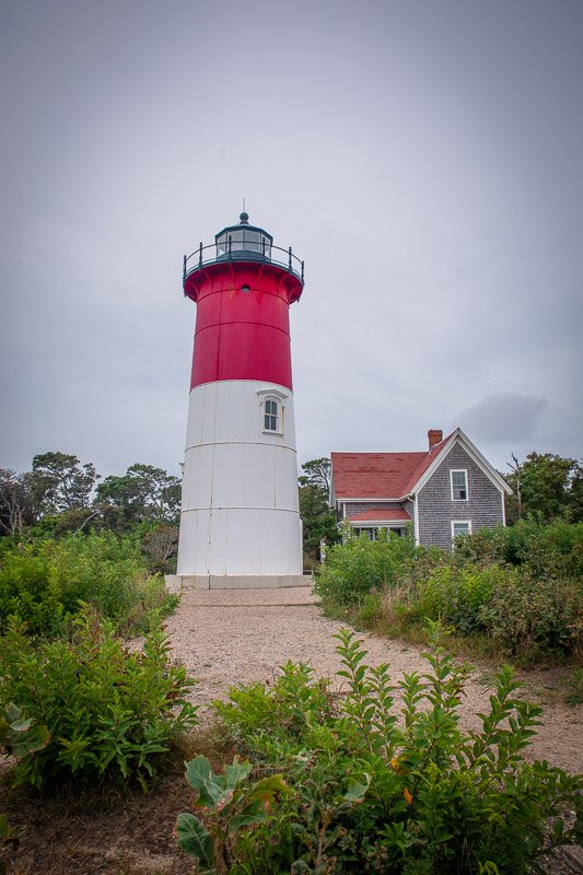 Nauset Light is one of the coolest Mass lighthouses, especially if you enjoy Cape Cod Chips