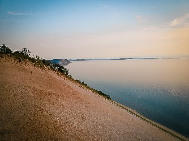 Sleeping Bear Dunes is a must-see during any West Michigan vacation.