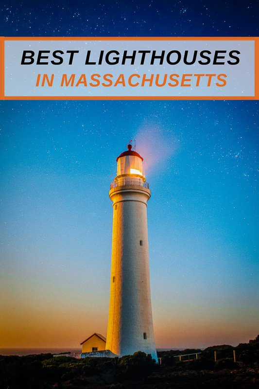 Coolest lighthouses of Massachusetts in 2021