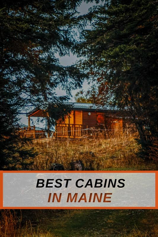Top Maine cabins for nature lovers in New England