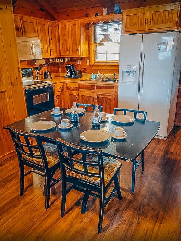 Daniel Boone National Forest KY cabin rental