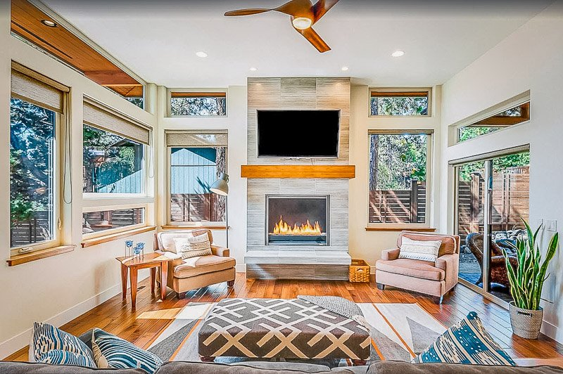 Luxury beach vacation rental in Oregon