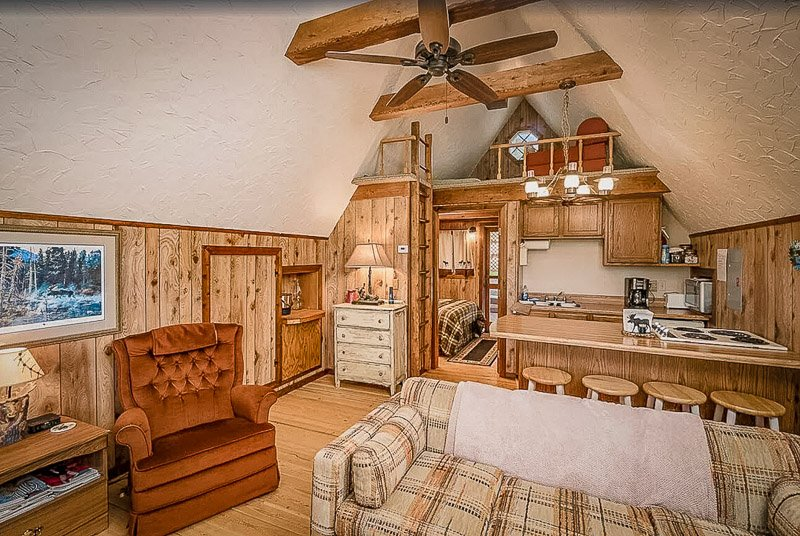 A rustic cottage in MT like no other