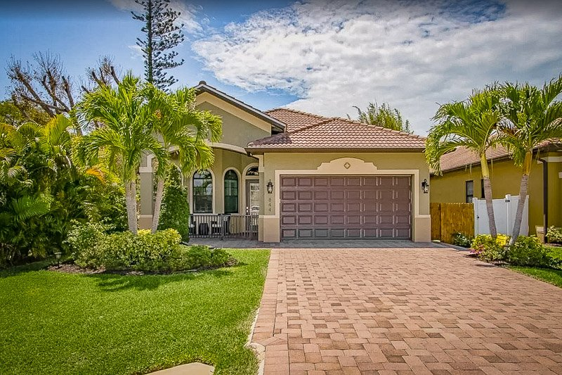 A Florida house rental like no other