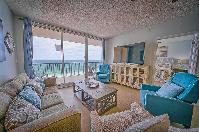Beachfront property for rent in northern FL