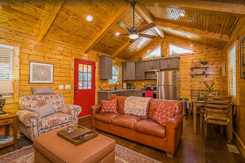 A Kentucky cabin resort like no other